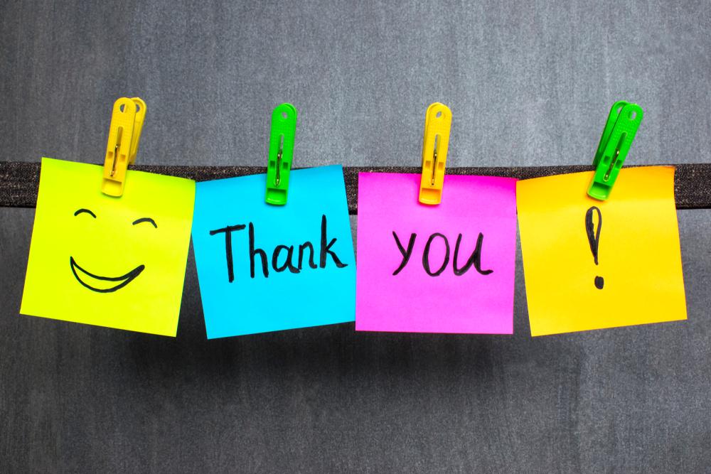 使う言葉で人はかわる。「ありがとう」を口癖にしよう