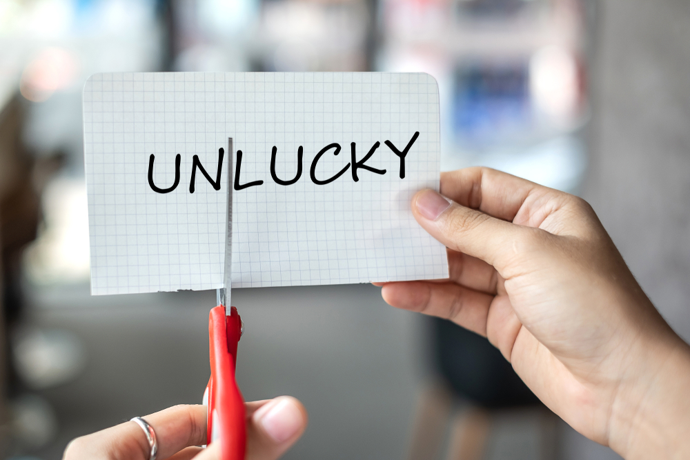 運がいいか悪いかは思い込み!運がいいと思えばどんどん良くなる。